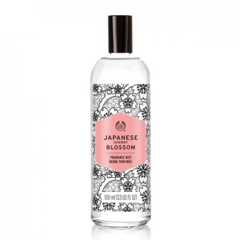 Harga The Body Shop Voyage - Japanese Cherry Blossom Mist 100ml