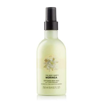 Harga The Body Shop Moringa Body Milk 250ml