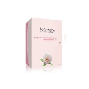 Harga Kingdom Whitening & Moisturizing Face Steamer Micro-Size Steam Particles Facial Cleanser - Putih