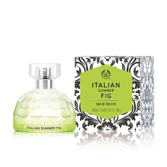Harga The Body Shop Voyage - Italian Summer Fig Edt 50ml
