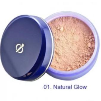Inez Face Powder 01 Natural Glow - Inez Bedak Tabur 30gr