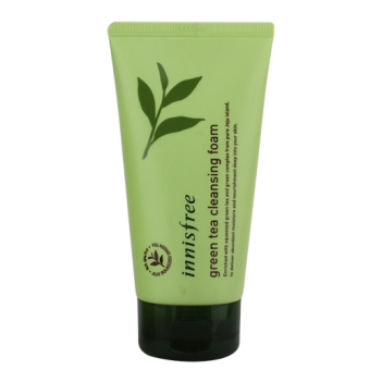 Innisfree Green Tea Cleansing Foam - 150ml