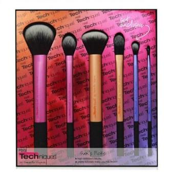 [ isi 6 ] REAL TECHNIQUES SAM'S PICKS BRUSH SET / BRUSH SET REAL [isi 6 ] REAL TECHNIQUES SAM'S PICKS BRUSH SET / BRUSH SET REAL