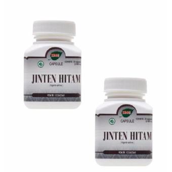 Jamu IBOE Jinten Hitam 30'S Paket 2 Botol - Meningkatkan Daya Tahan Tubuh, Imun Tubuh, Kekebalan Tubuh