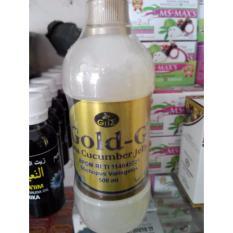 Jelly Gamat Gold-G GoldG Gold G 500 ml 500ml