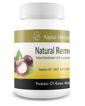 Karya Abadi Suplemen Herbal Mengatasi Penyakit Kronis - Natural Remedies