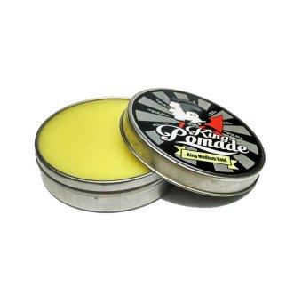 King Pomade Medium Hold Oilbase 2.8oz Ukuran Sedang + Gratis Comb