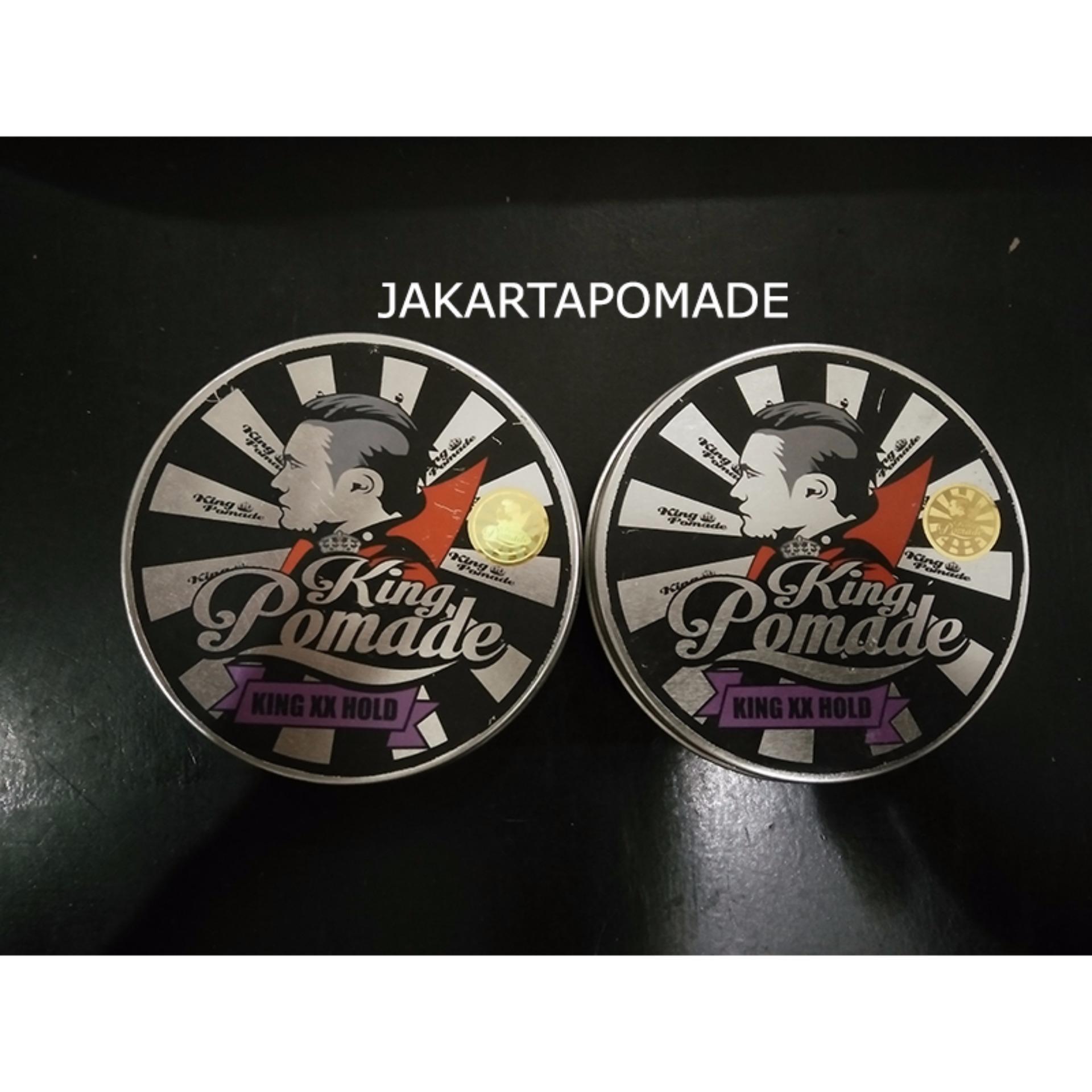 King Pomade Xx Hold 2 8oz Free Sisir Daftar Harga Terlengkap Indonesia Shantos Romeo Classic Oilbased Oil Based Saku Hair Wax Minyak Rambut 28oz Home