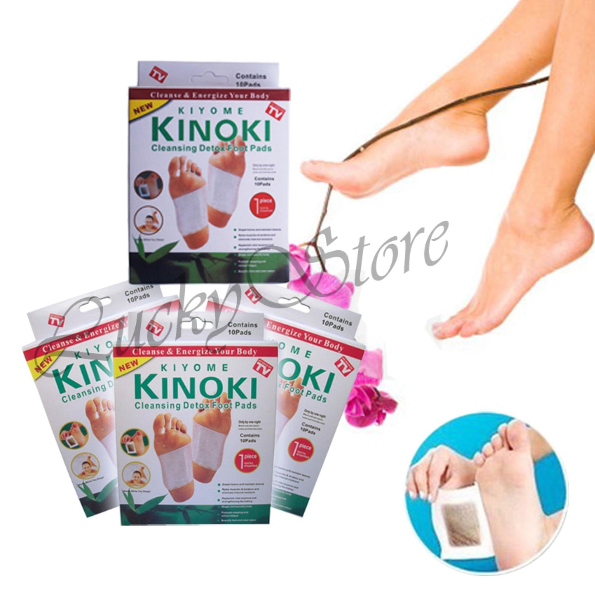 Kinoki Koyo Kaki Herbal Detox Foot Patch Gold 3 Box Isi 30pcs Per Toko Source