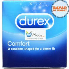 Kondom Durex Comfort - Isi 3