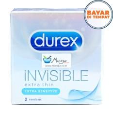 Kondom Durex Invisible - Isi 2