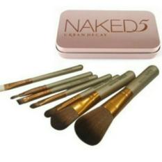 KUAS MAKE UP NAKED 5 ( ISI 7PCS)