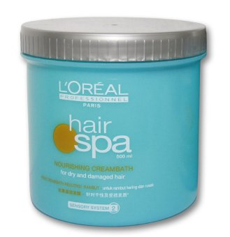 Harga L'Oreal Paris Hair Spa Cream – 1000 mL Murah