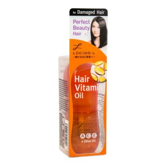 Harga Lucido-L Hair Vitamin Oil Damage 50m Murah