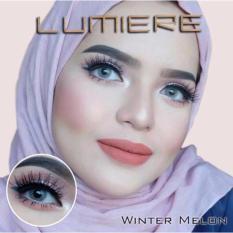 Lumiere Softlens - Winter Melon + Free Lenscase