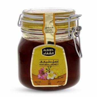 Madu Al Shifa 1 kg Kemasan Kawat 1kg Import Arab Natural Honey