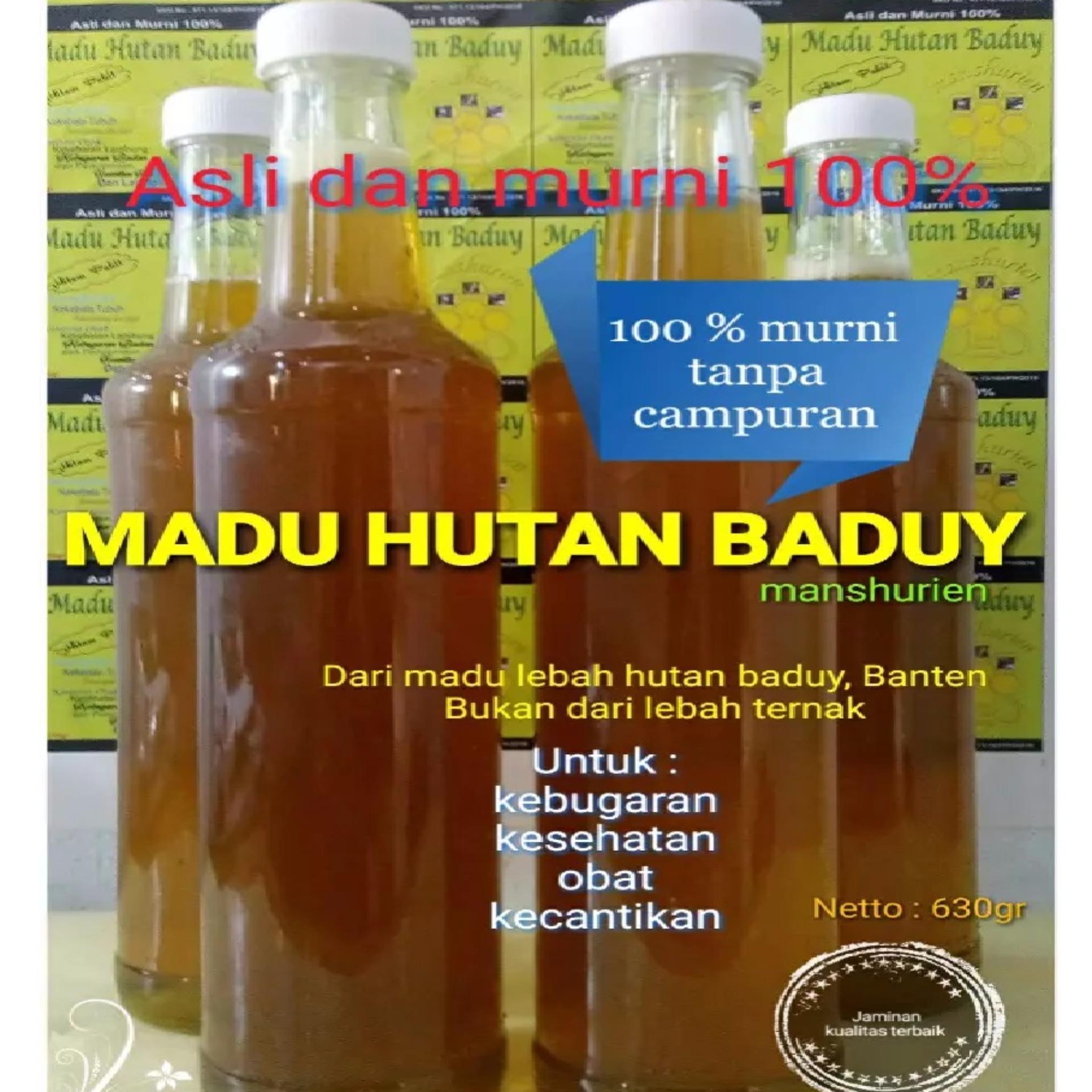 Madu Hutan Baduy 100 Murni Dan Asli Daftar Harga Terlengkap Suku Banten Curah Manis 5kg Odeng