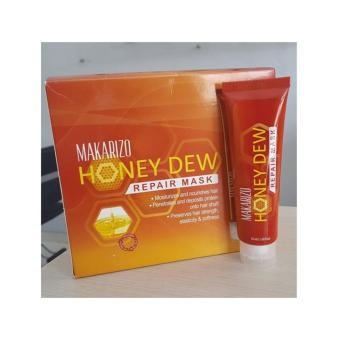 Harga Makarizo Honey Dew Repair mask 50 ml Murah
