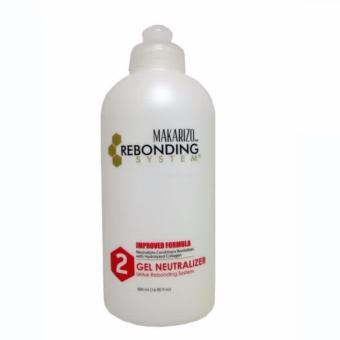 Harga Makarizo Rebonding Gel Neutralizer 500g – Step 2 Pelurus Rambut Murah
