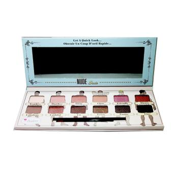Makeup For You Eyeshadow Pallette - Make Up Eyeshadow 12 Colors