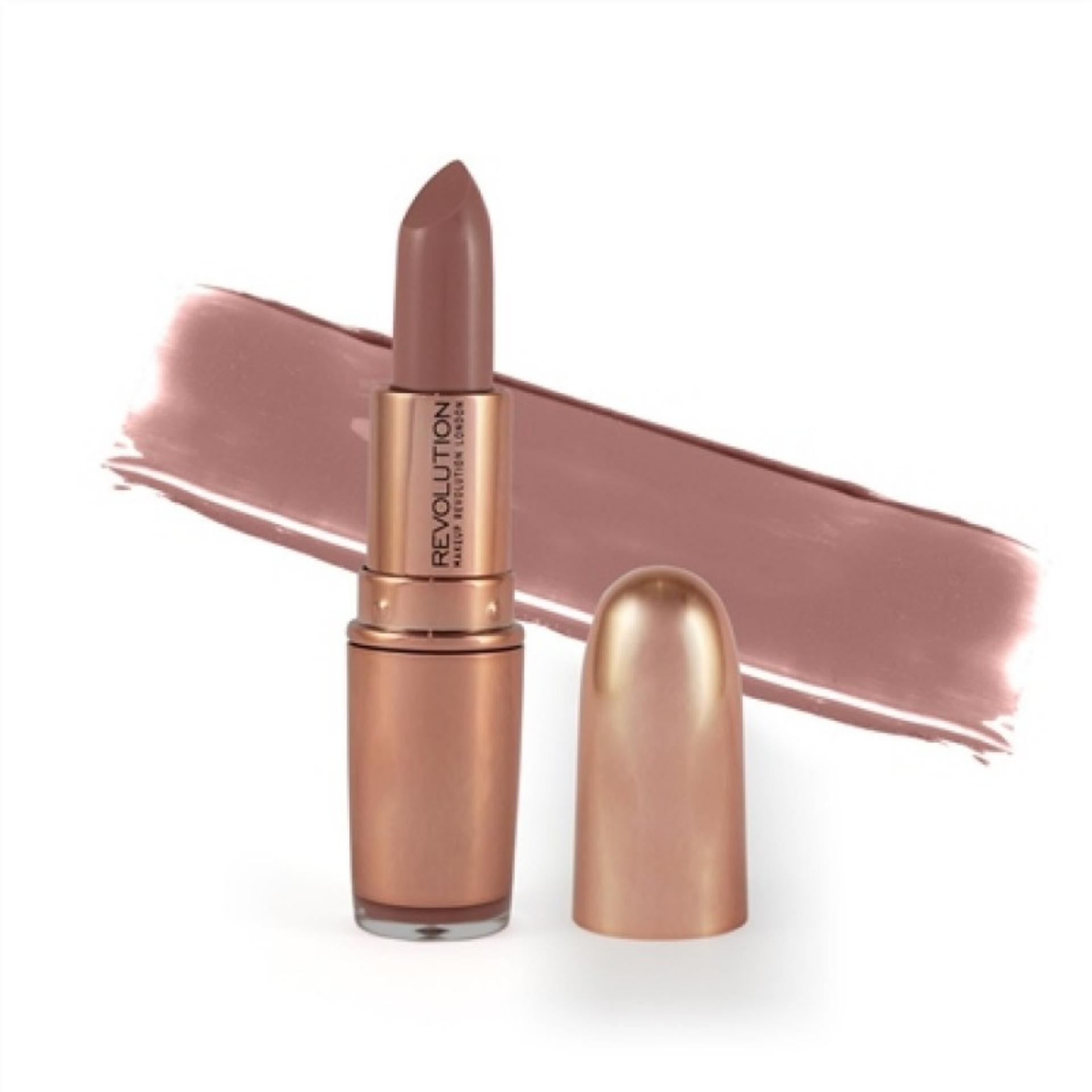 ... Makeup Revolution Rose Gold Lipstick (chauffeur) ...