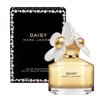 Jual Marc Jacobs Daisy for Women Eau de Toilette 100 mL online murah berkualitas. Review Diskon.