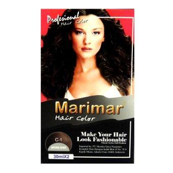 Harga Marimar Semir Rambut / Cat Rambut 30MLX2 – C1 Murah