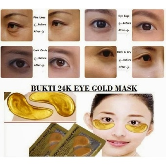 Masker Untuk Penghilang kantung Mata / Mata Panda / Mata Hitam /Eye Bag 100%