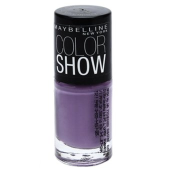 Maybelline Color Show Cat Kuku 402 - Blackcurrant Pop - 6 mL