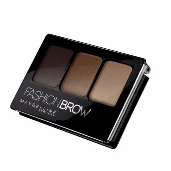 1057ac06b38 Jual Maybelline Fashion Brow 3D Brow Nose Palette FREE ONGKIR Online ...