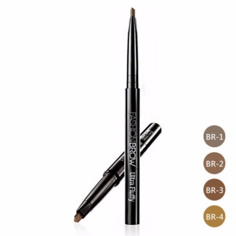 Maybelline Fashion Brow Ultra Fluffy Eyebrow Gel Pencil BR-4