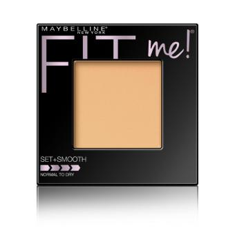 Maybelline Fit Me Set + Smooth Powder - 130 Buff Beige
