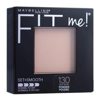 Maybelline Fit Me Set + Smooth Powder - 130 Buff Beige EXP 2019