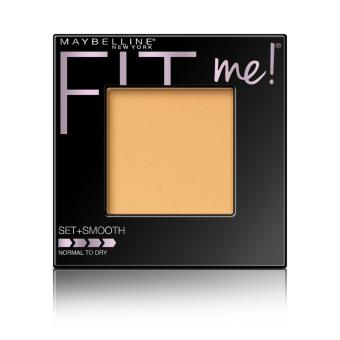 Maybelline Fit Me Set + Smooth Powder - 220 Natural Beige