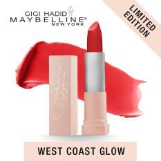 Maybelline Gigi Hadid Matte Lipstick - KHAIR