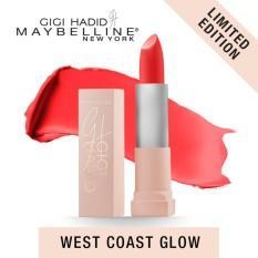 Maybelline Gigi Hadid Matte Lipstick - LANI