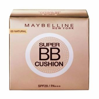 Maybelline Super BB Cushion - Natural