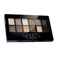 Maybelline The Nudes Eyeshadow Palette - Hitam