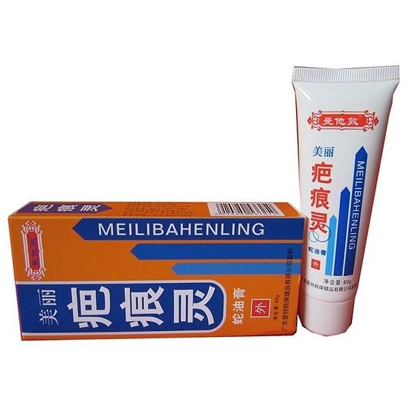 Meilibahenling Cream Herbal Penghilang Bekas Luka