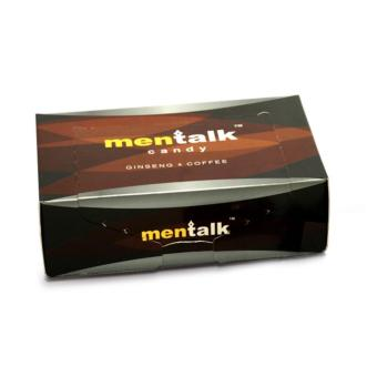 Mentalk Candy Coffee Ginseng Stamina Fit