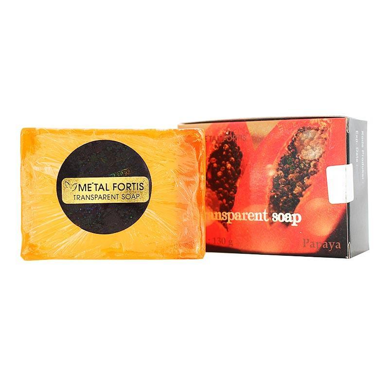 Flash Sale METAL FORTIS Original Pembersih Badan XX-MF SABUN PAPAYA 85GR Bar Soap Body - Orange