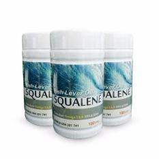 Minyak Ikan Salmon - Fish Lever Oil Squalene Omega 3,6,