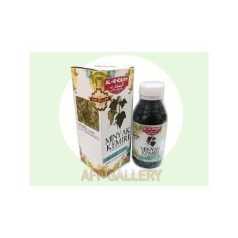 Harga Minyak Kemiri Al Khodry Murah