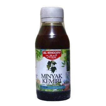 Harga Minyak Kemiri Al Khodry Penumbuh Rambut – 125ml Murah