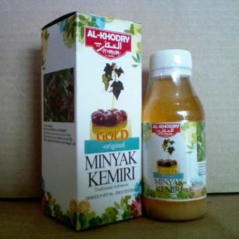 Harga Minyak Kemiri Al – Khodry Premium Gold Original 125 ml Murah