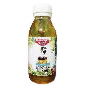 Harga Minyak Kemiri Sari Plus Al Khodry Gold – 1 Pcs Murah