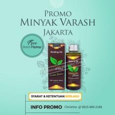 Minyak Kesehatan Herbal Varash Healing Oil Classic (Limited Edition) 100ml