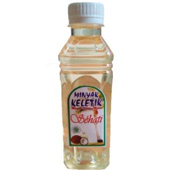 Harga Minyak Klentik / minyak kelapa traditional serbaguna 250ml Murah