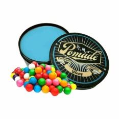 Minyak Rambut TM Pomade - [2 pcs - Bubble Gum dan Kopi]