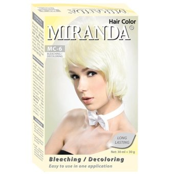 Harga Miranda Hair Color-30ml Bleaching Decoloring Murah